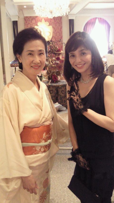 三谷侑未さんと。 雪々花見酒: 2011年9月